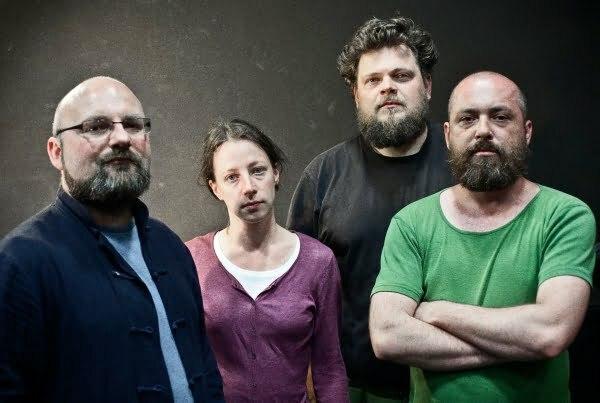 Rafał Mazur, Anna Kaluza, Artur Majewski, Kuba Suchar